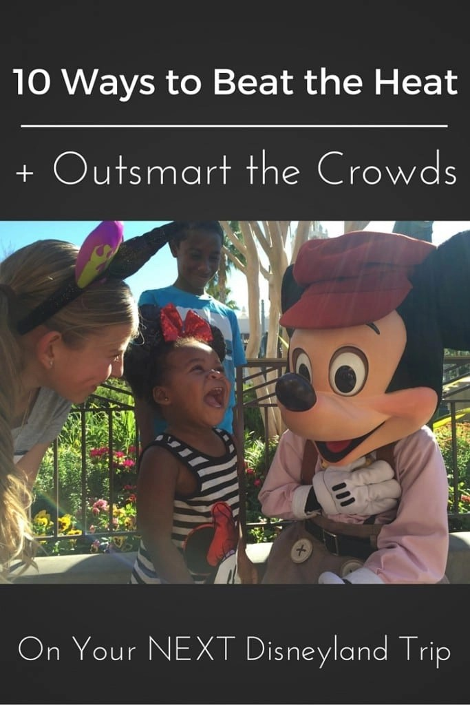 Beat the Disneyland Crowds with these Tips and Tricks from a pro.