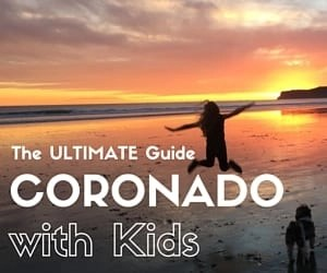The ULTIMATE Guide to Coronado | www.GlobalMunchkins.com