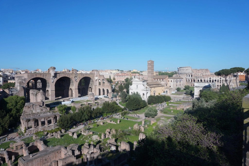 Photo of the Roman Forum in Rome, Italy by Global Munchkins