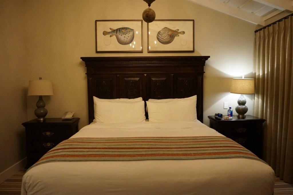 Room details at the Ranch at Laguna Beach