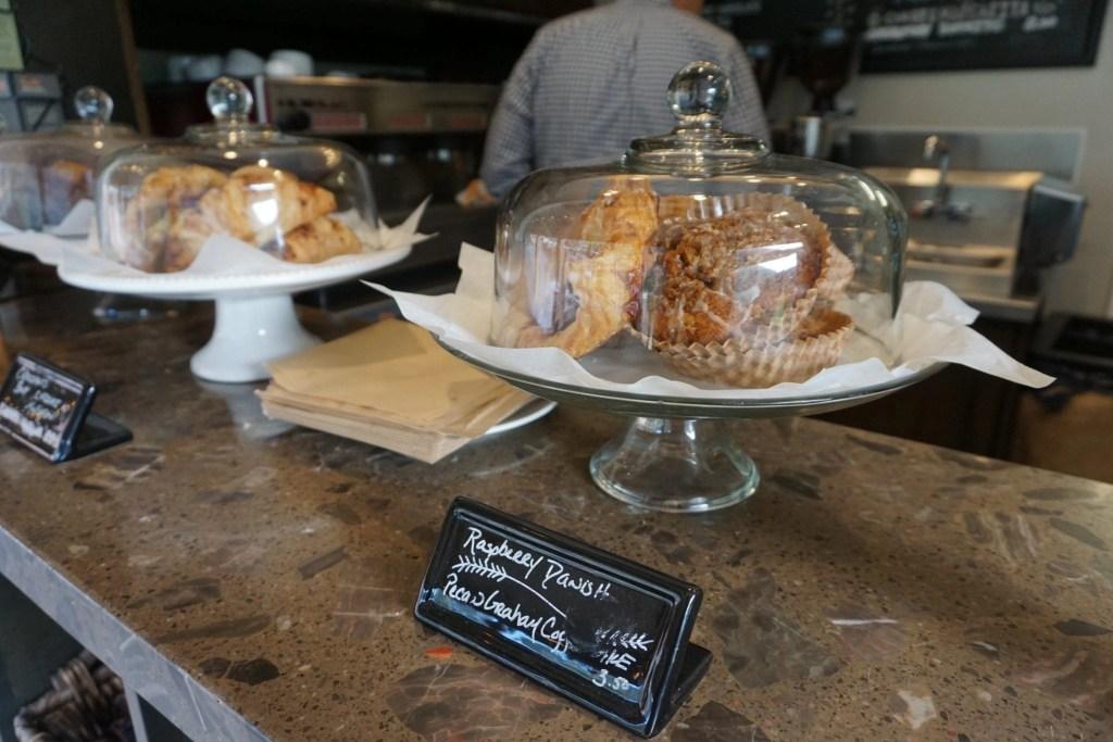 Pastries at Ben's Pantry at The Ranch at Laguna Beach