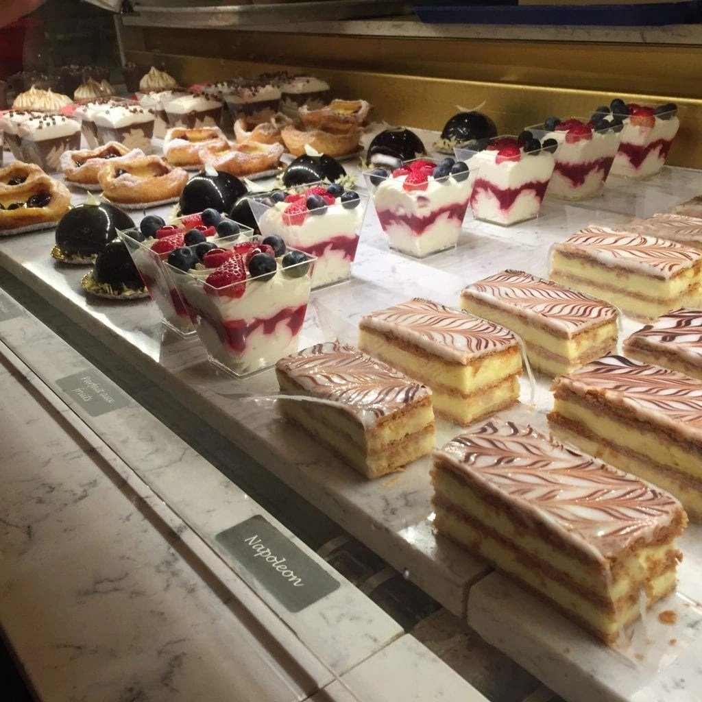 Delicious Desserts in Epcot located in France area | Global Munchkins