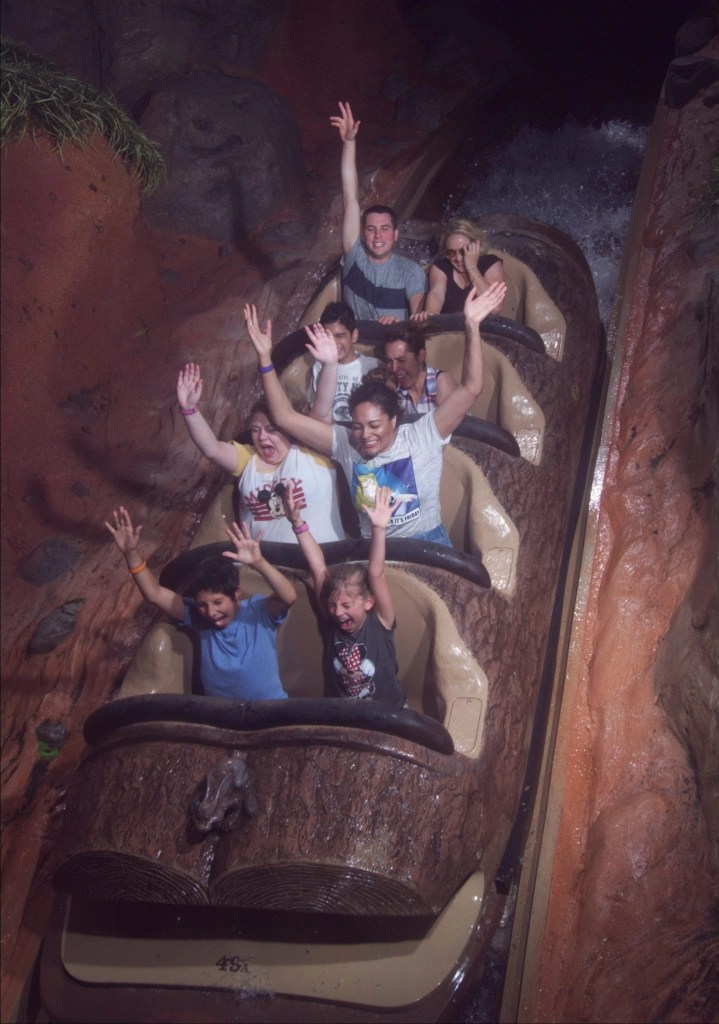 Ride photo from Splash Mountain Magic Kingdom | Global Munchkins