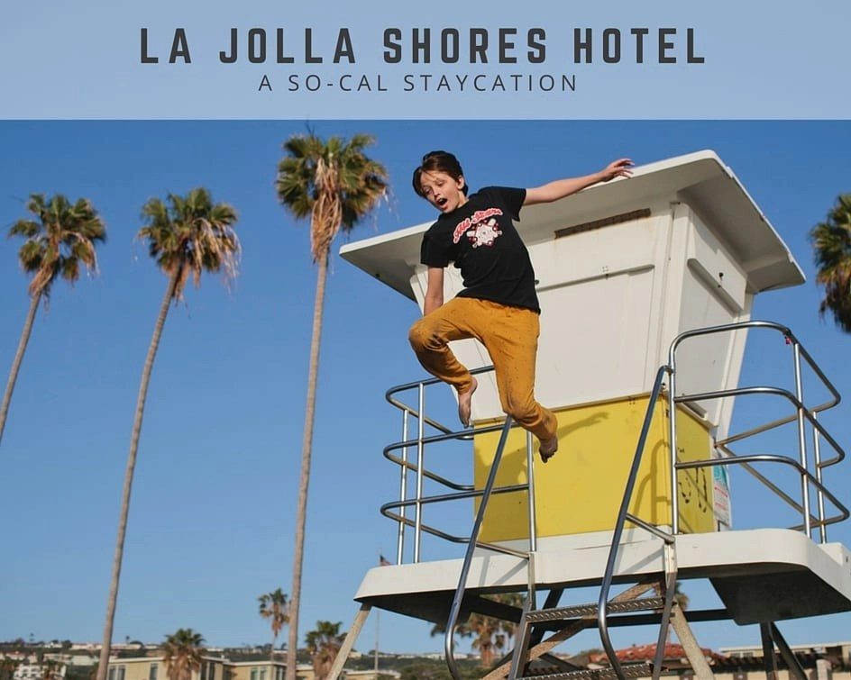La Jolla Shores Hotel- a review by Global Munchkins