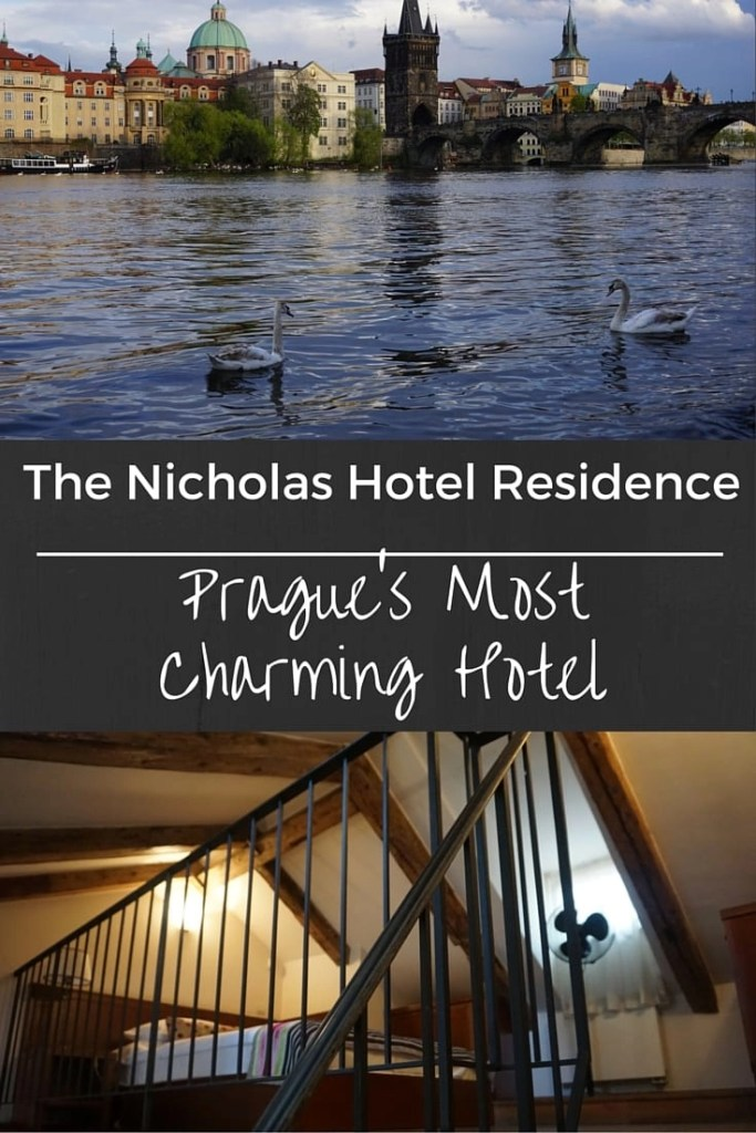 The Nicholas Hotel Residence in Prague | Global Munchkins