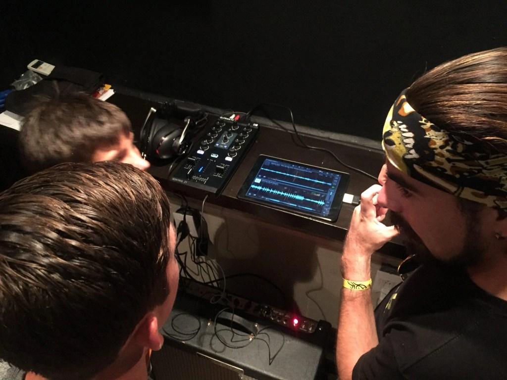 Music Lab at Hard Rock Cancun