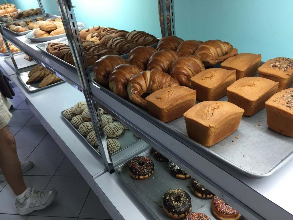 Mexican Pastry Shop in Cozumel
