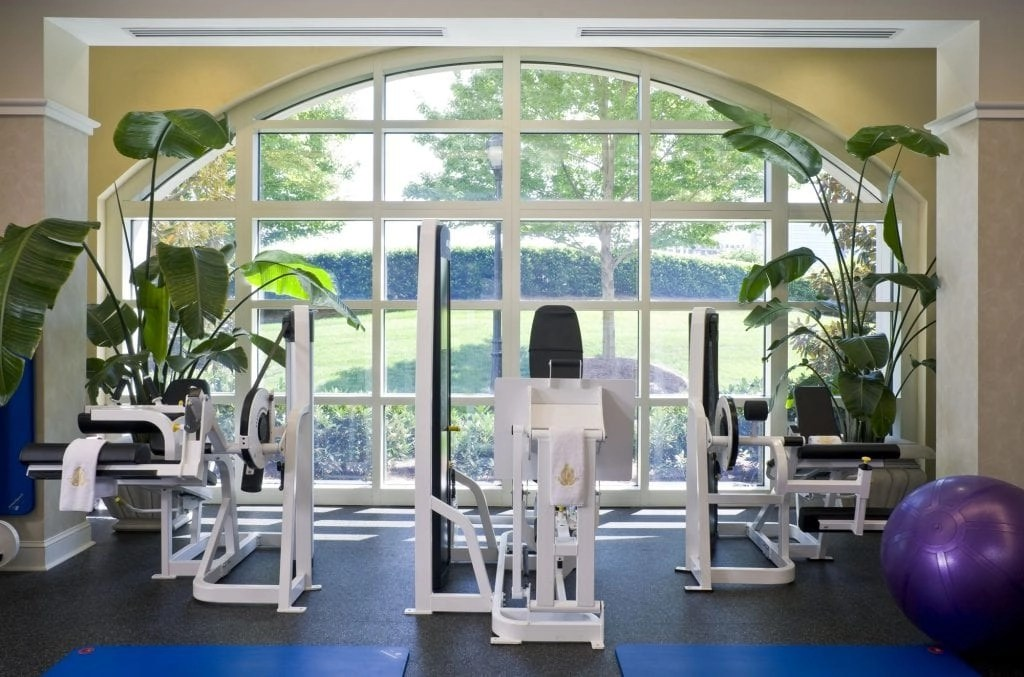 Fitness Center at the Ballantyne Resort in NC   Global Munchkins