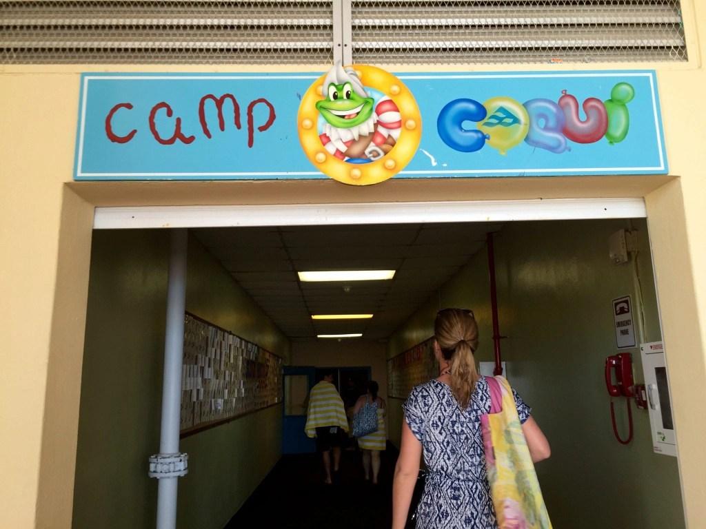 Camp Coqui Water Park at Ell Conquistador Resort in Puerto Rico