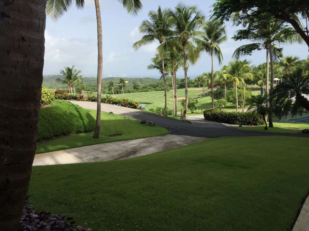 Golf at El Con Resort in Puerto Rico