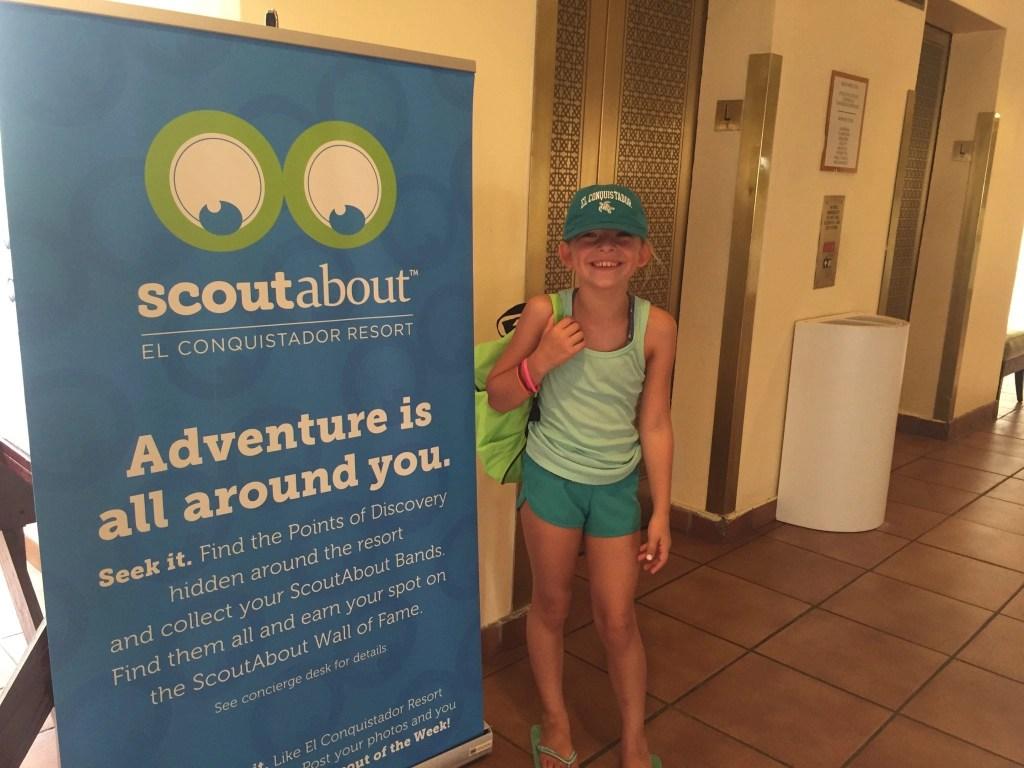 ScoutAbout at El Con Resort