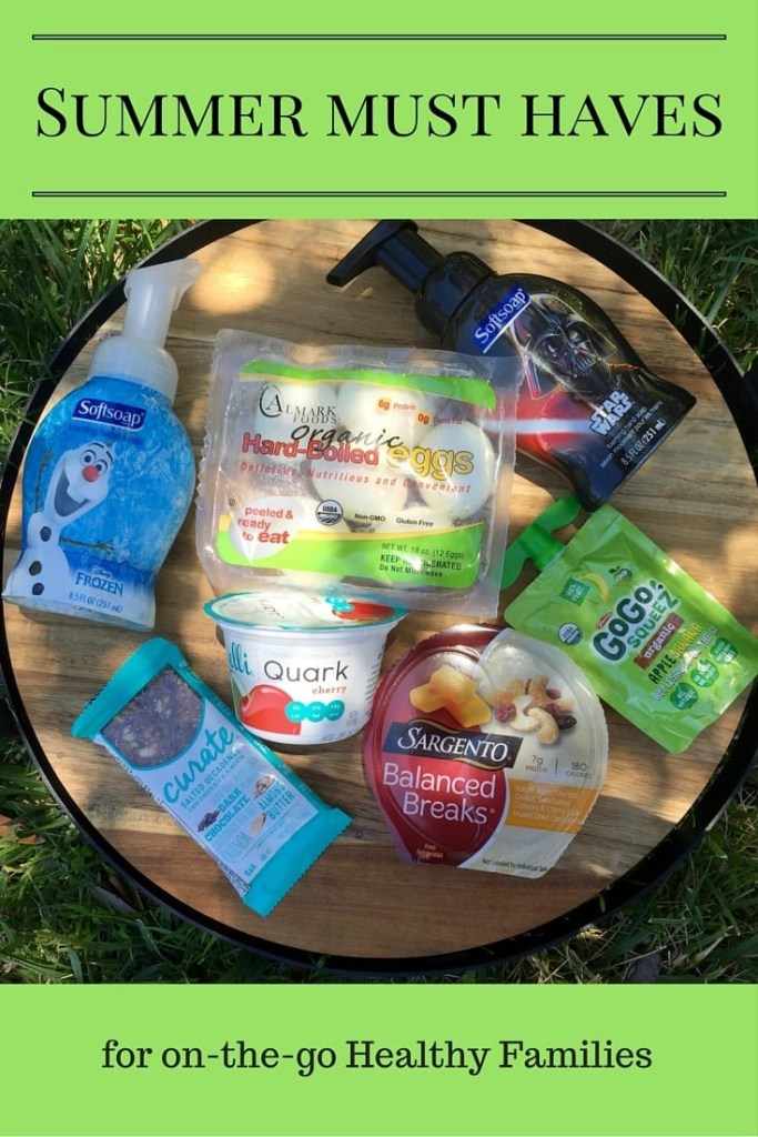 Healthy snacks for on the go families. Keep kids healthy with these packable snacks perfect for road trips, airplane rides and hotels