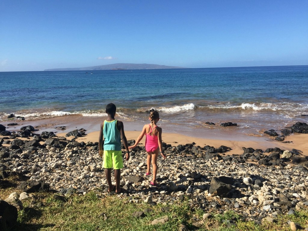 Beach at Grand Wailea