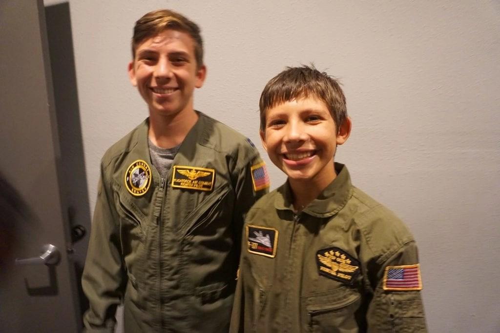 Flightdeck experience in Anaheim CA | Global Munchkins