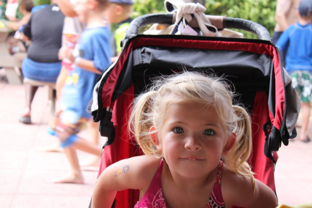 Stroller rentals free onboard Disney Cruise when you get to Castaway Cay | Global Munchkins