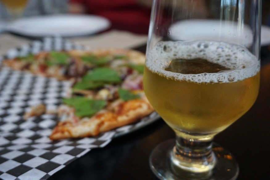 Beer and Pizza date night in Temecula | Global Munchkins