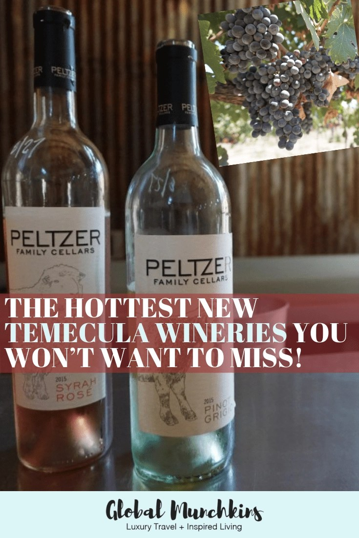 Here are the hottest new Temecula wineries you won't want to miss! #wineries #review #foodie #travel #experience #travelexperience #wine
