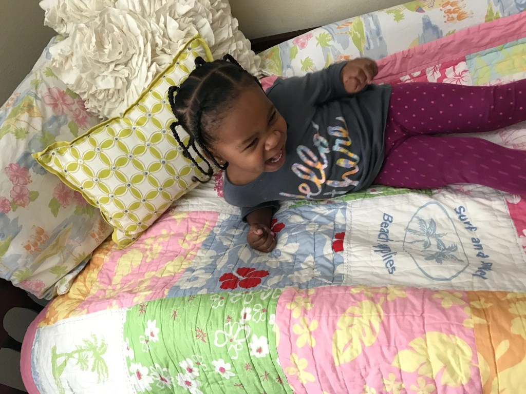 Travel Bed Rails for toddlers