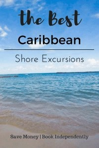 Check out these incredible shore trips in the Caribbean. They are perfect for families, couples and groups. Plus, learn how to save tons of cash by booking them independently. Click now to read how.