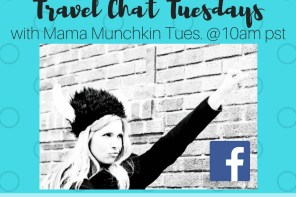 Family Travel Chat LIVE every Tuesday on Facebook!