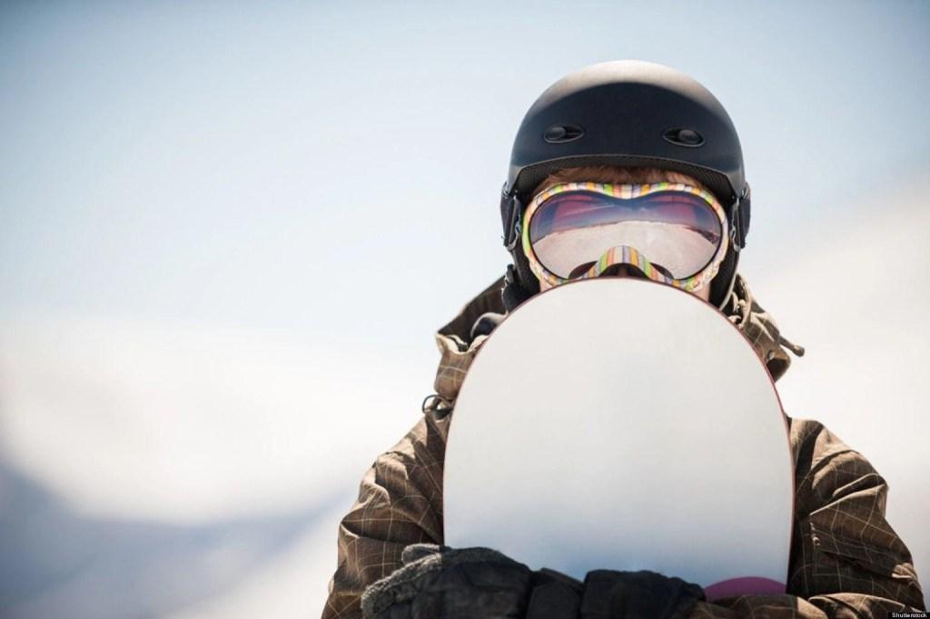 North Lake Tahoe Bucketlist- snowboard