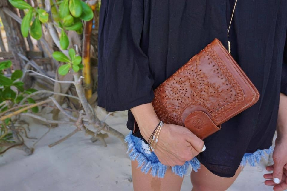I LOVE my Bali ELF clutch wallet/ purse. It is perfect for traveling and handmade, fair trade in Bali Indonesia.