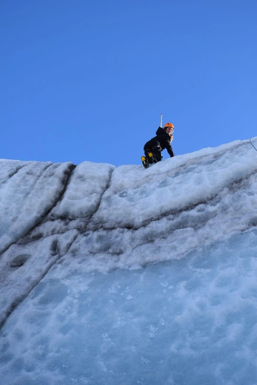 Hiking In Iceland Why You Ll Love Iceland Glacier Walks Amp Climbing Global Munchkins