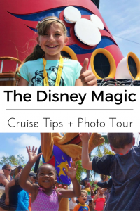 EVERYTHING you want to know about sailing with Disney Cruise Lines onboard the Disney Magic. Tips on how to SAVE $1,000+ when you book + photo tour.