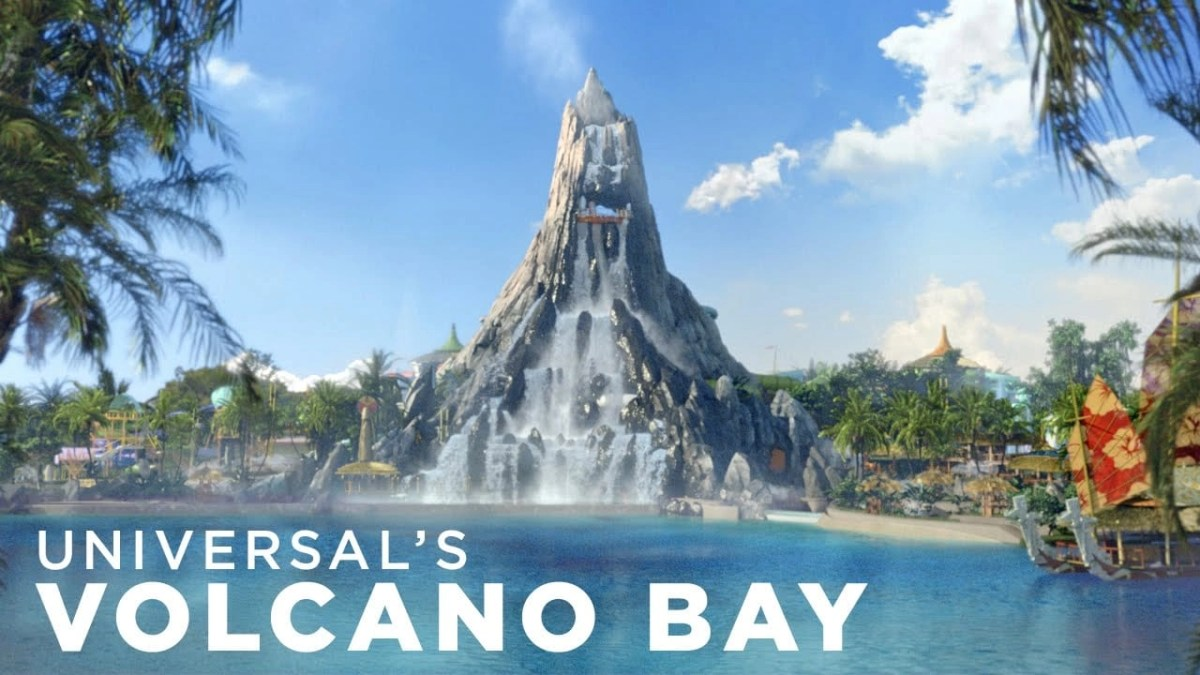 Everything YOU Need to Know about Volcano Bay- Universal Orlando's NEWEST Theme Park