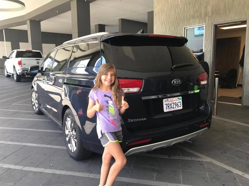 Why renting a minivan is always a good choice when traveling with kids.