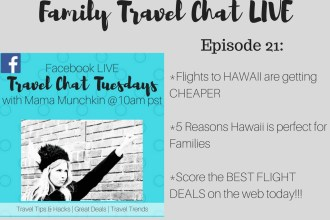 Find the cheap flights to Hawaii in 2017. Learn why flights are getting cheaper and how to score the best deal. Plus, learn the best family-friendly places to stay and things to do for families in Hawaii.