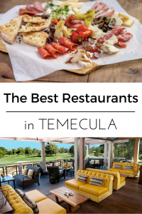 Headed to Temecula to check out the amazing wineries? Don't forget to check out these amazing new restaurants in Temecula too. #Temecula #TemeculaRestaurants