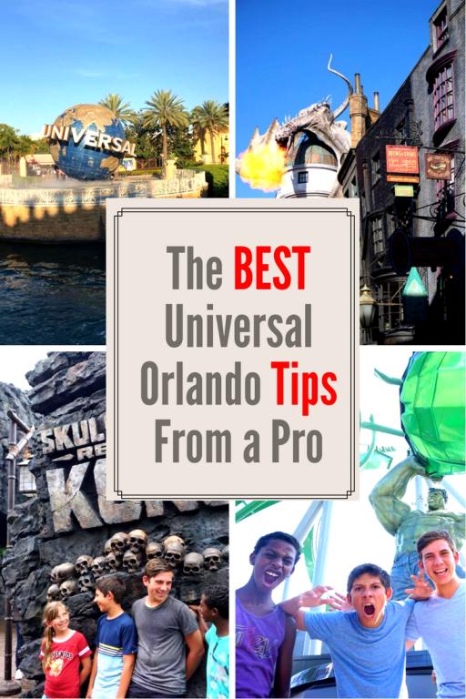 Universal Orlando Pro Tips