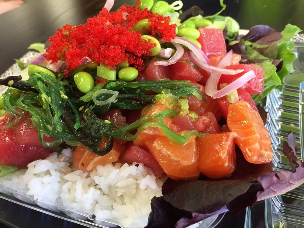 Delicious new Poke restaurant in Temecula. The best new restaurant in Temecula. Find the newest restaurants in Temecula. #temecula #temecularestaurants #temeculawinery