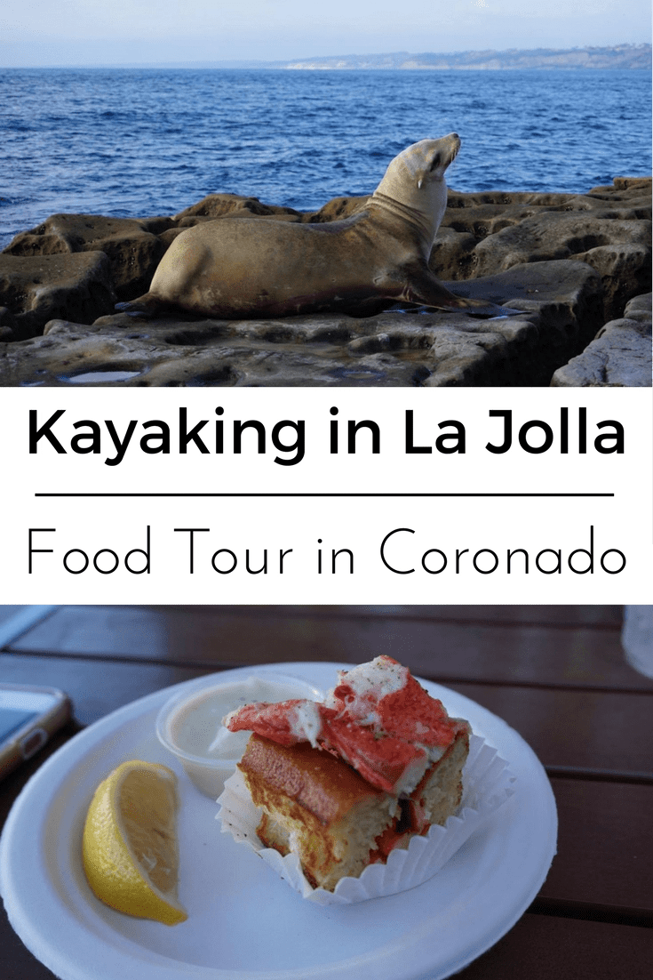 Kayak The Incredible La Jolla Caves Enjoy A Food Tour In
