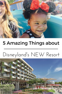 Did you know there is a NEW Disneyland Hotel coming to the Disneyland Resort? Check out the 5 AMAZING things we are excited about by clicking through to the post. #DisneylandHotel #Disneyfan #Disneyland