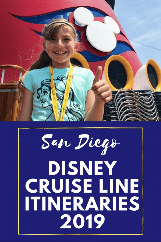 Disney Cruise San Diego has announced NEW itineraries with options up to 7 days. #DisneyCruise #DisneyCruiseLine