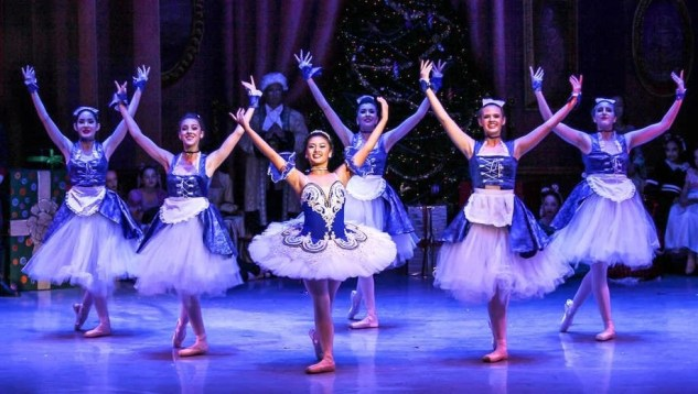 ultimate guide to christmas in temecula - nutcracker