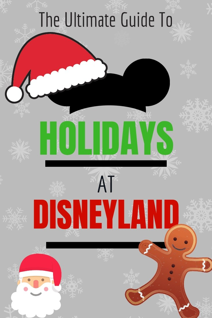 The Ultimate Guide to Holidays at Disneyland! Rides, Decorations Treats & More! Plus, Pro Tips To Help You Survive! #disneyland #disney