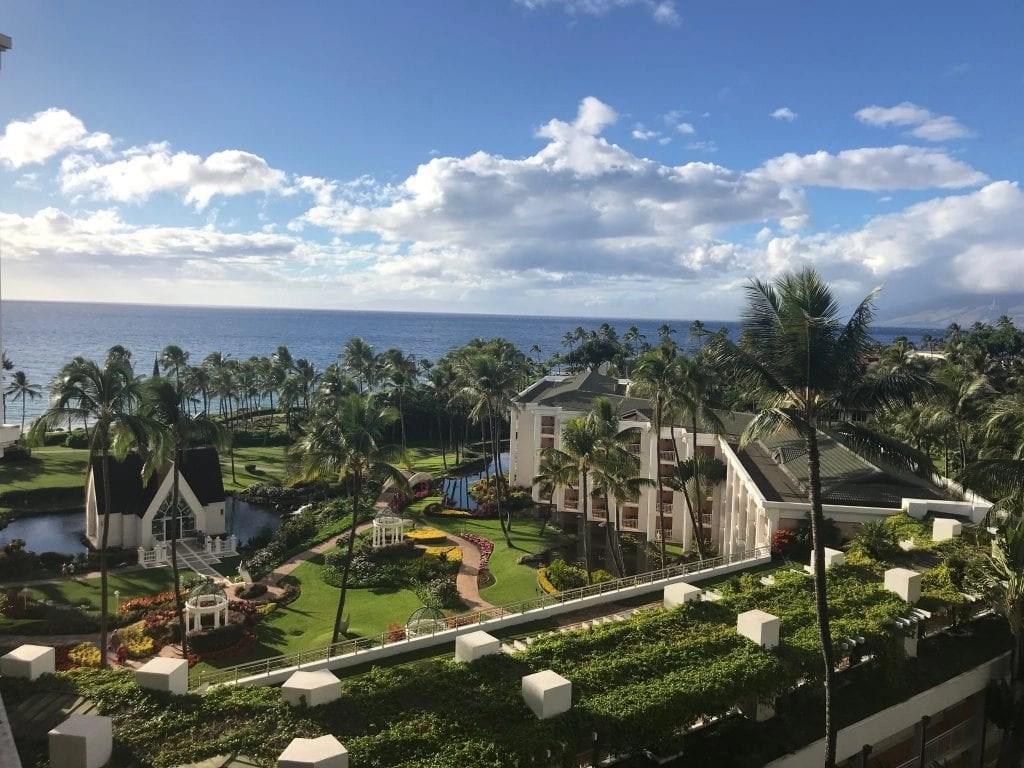 where to stay maui - grand wailea