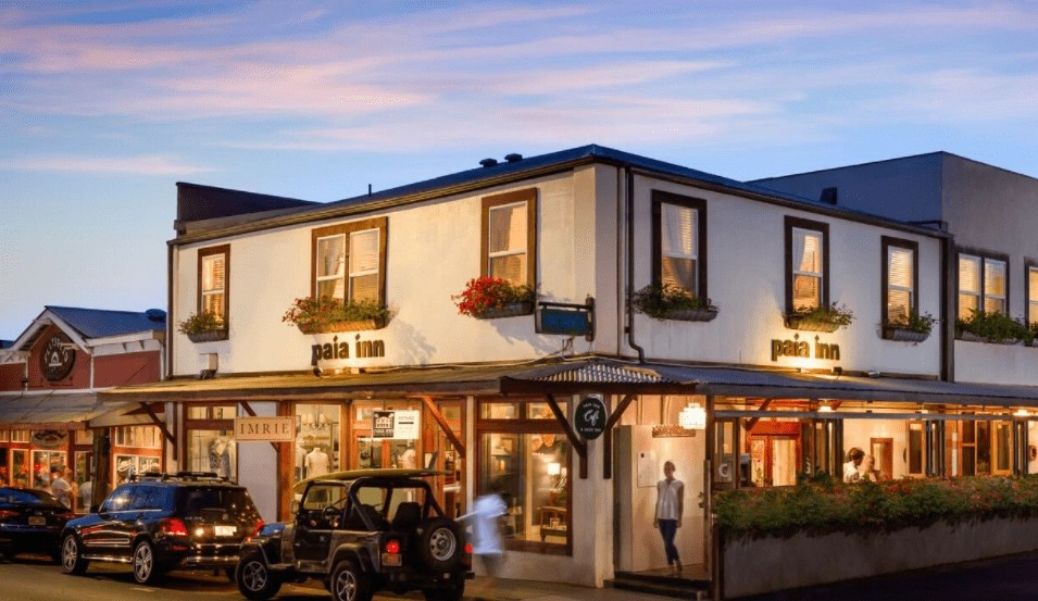 Paia Inn Hotel Bed And Breakfast