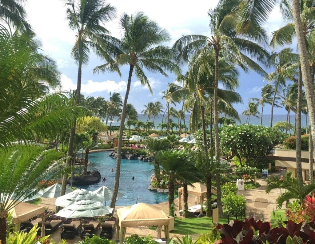 Grand Hyatt Kauai- Best Luxury Resorts for Families