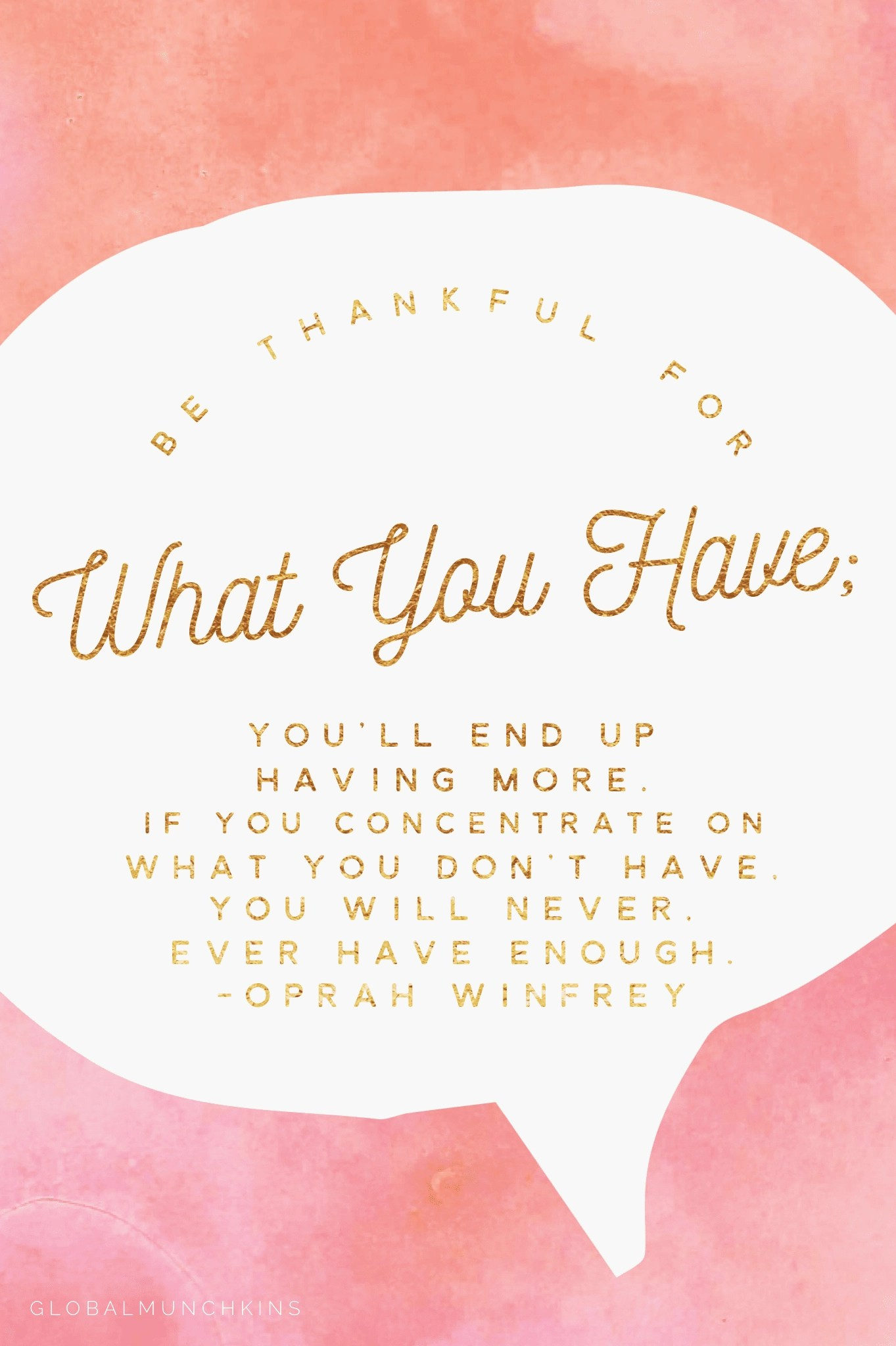 26 Powerful Oprah Quotes- Inspiration To Live YOUR Best