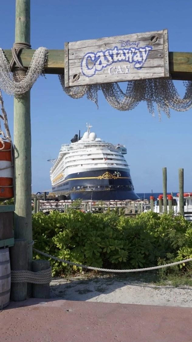 Disney Cruise Tips - Castaway Cay