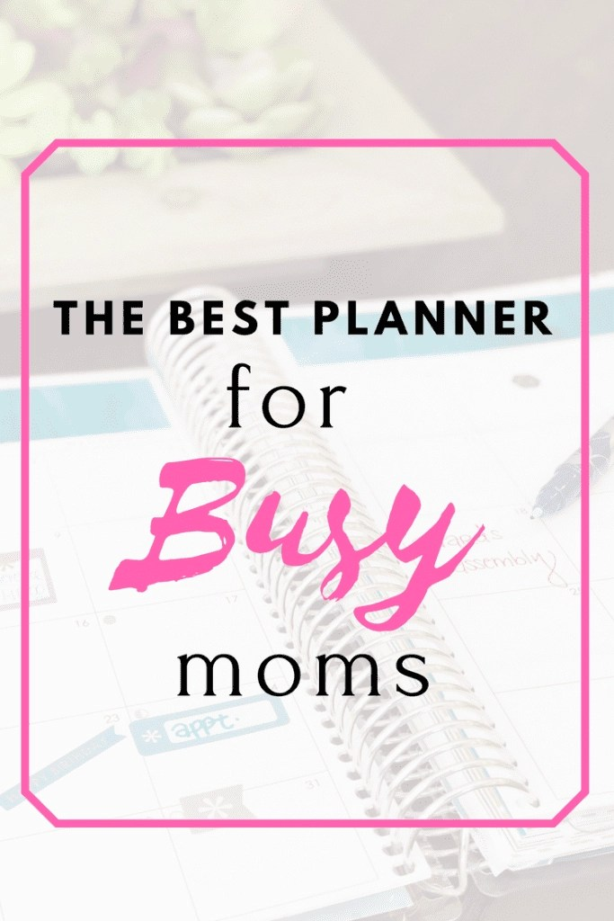 Gorgeous Planner- the best planner for moms