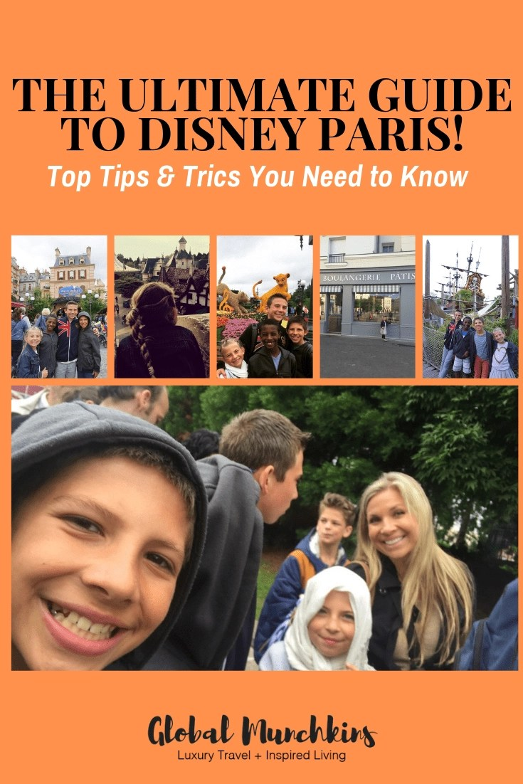 Check out this ultimate guide to disney paris and know the top tips and tricks you need to know! #guide #disney #travel #traveltips #vacation #disneyparis