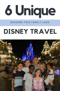6 Unique Reasons this family loves disney travel