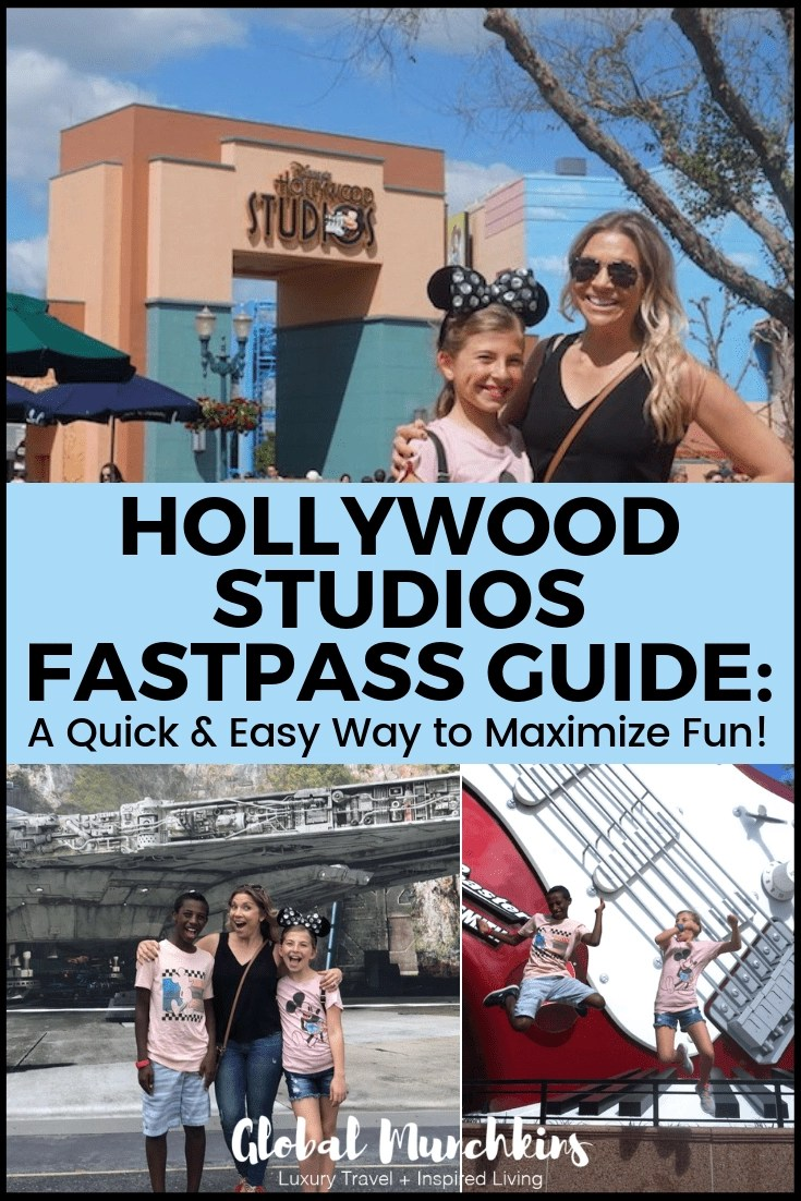 Here's our ultimate guide to Hollywood Studios FastPass to have a quick and easy way to maximize fun with your family! #hollywood #hollywoodstudios #guide #travel #fastpass #fun #familyfun #vacation