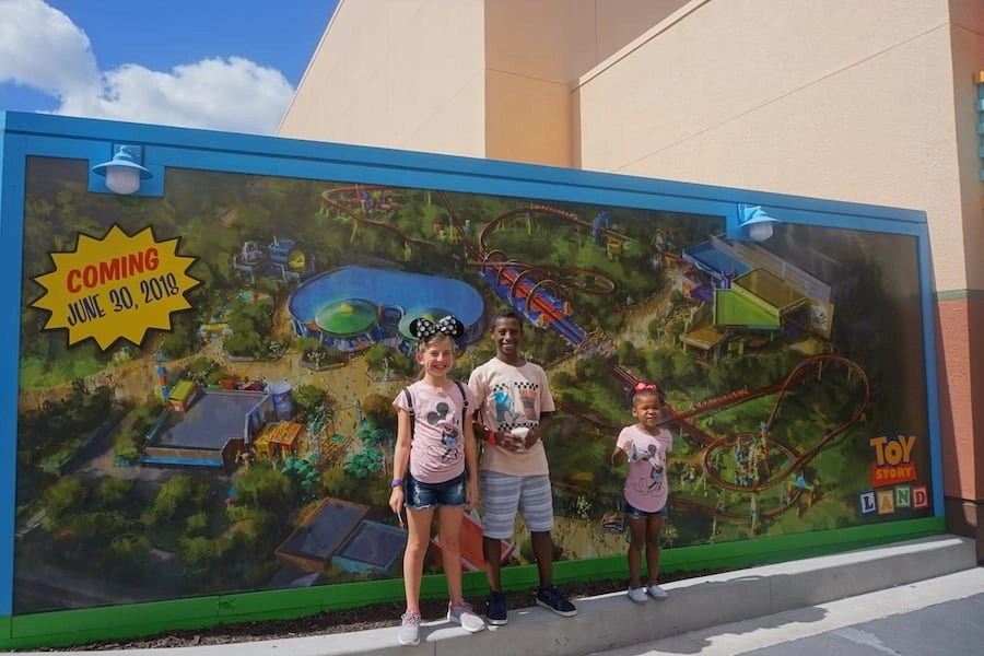 Hollywood Studios - Toy Story Land