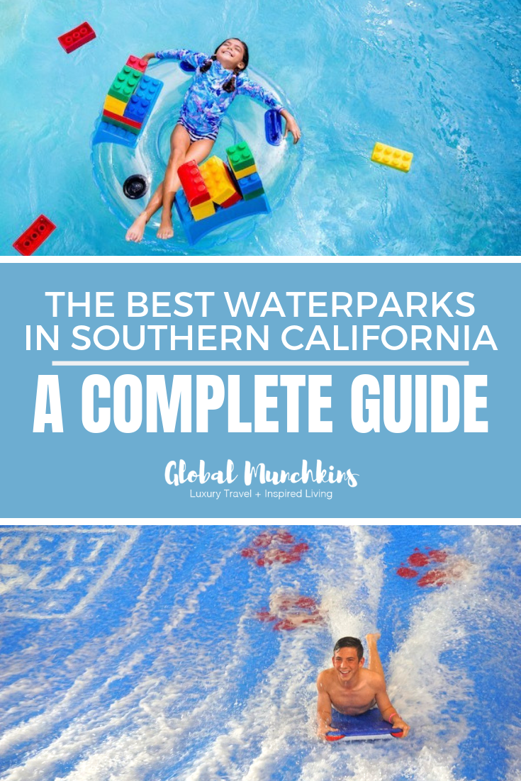 Here is a breakdown of the Best Waterparks in Southern California! #californiatravel #waterparks #traveltips #traveldestination #travel #vacation #wanderlust #adventure #summer #swimming #adventure
